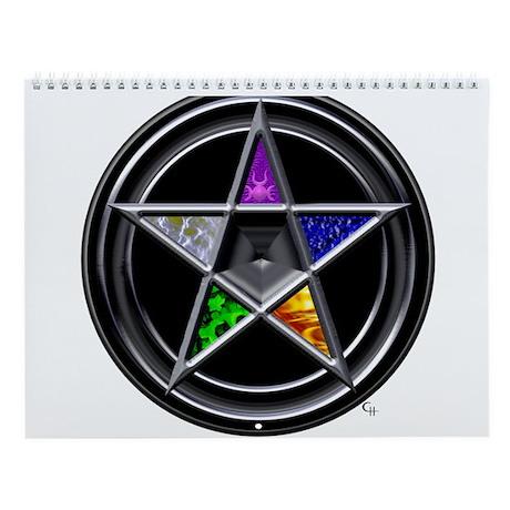 Witchcraft Wall Calendar