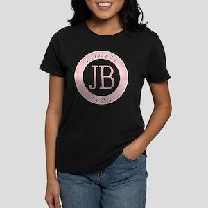 Jonas Purity Ring Pink Women's Dark T-Shirt