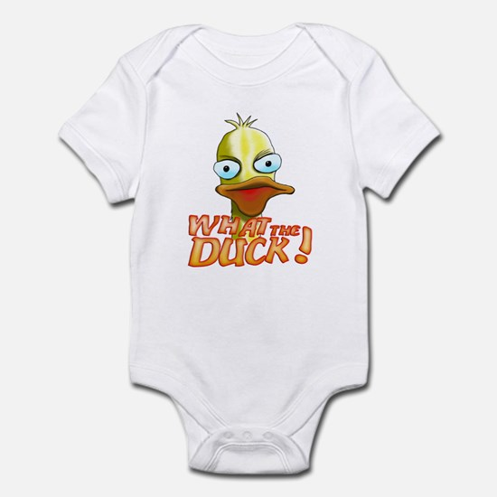 What the Duck! Infant Bodysuit
