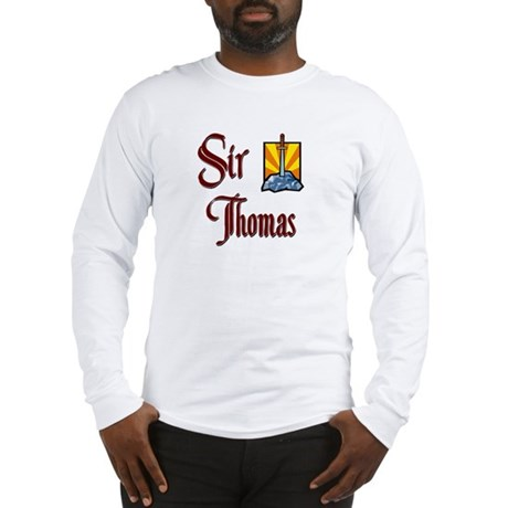 Sir Thomas Long Sleeve T-Shirt