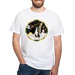 Night Flight/GSMD White T-Shirt