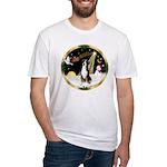 Night Flight/GSMD Fitted T-Shirt