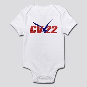 'CV-22' Infant Bodysuit