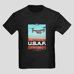 'CV-22' Kids Dark T-Shirt