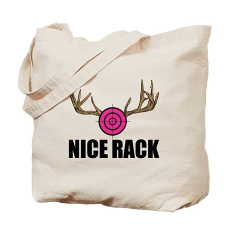 Nice Rack Tote Bag