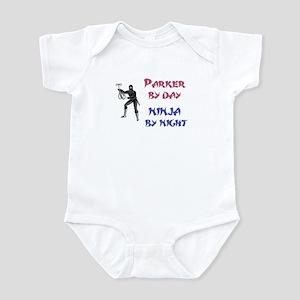 Parker - Ninja by Night Infant Bodysuit