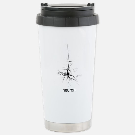 Neuron Stainless Steel Travel Mug