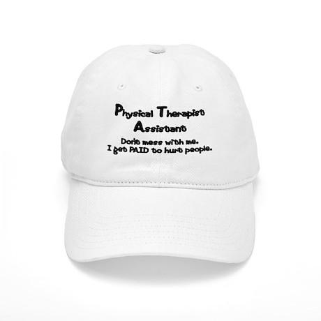 Don't Mess With PTAs Cap