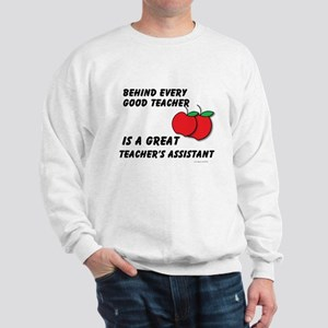 Great Teacher's Assistant Sweatshirt