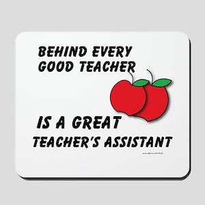 Great Teacher's Assistant Mousepad