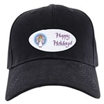 Holiday Angel Black Cap