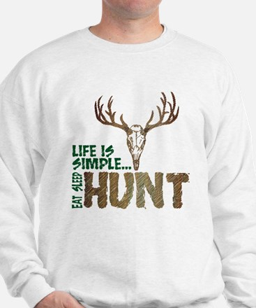 Eat Sleep Hunt Jumper