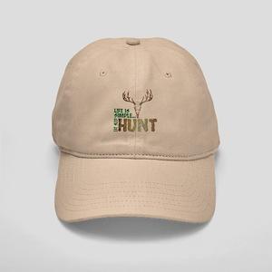 Eat Sleep Hunt Cap