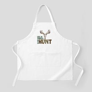 Eat Sleep Hunt BBQ Apron