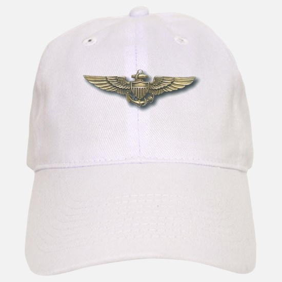 'Naval Aviator Wings' Baseball Baseball Cap
