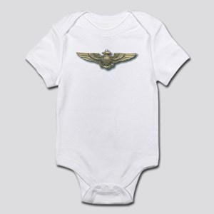 'Naval Aviator Wings' Infant Bodysuit