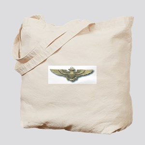 'Naval Aviator Wings' Tote Bag