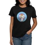 I-Love-You Angel Women's Dark T-Shirt
