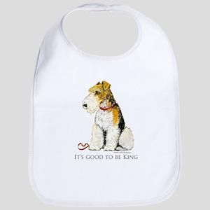 Fox Terrier Bib