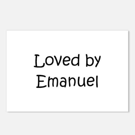 Unique Emanuel Postcards (Package of 8)