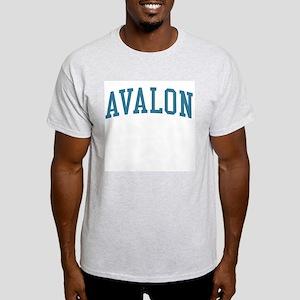 Avalon New Jersey NJ Blue Light T-Shirt