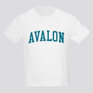 Avalon New Jersey NJ Blue Kids Light T-Shirt