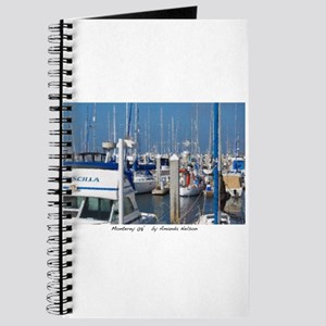 Monterey 08' by A. Nelson Journal