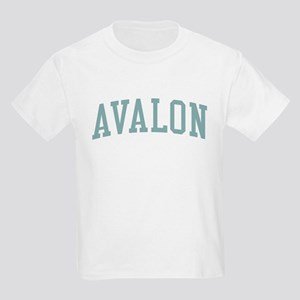 Avalon New Jersey NJ Green Kids Light T-Shirt