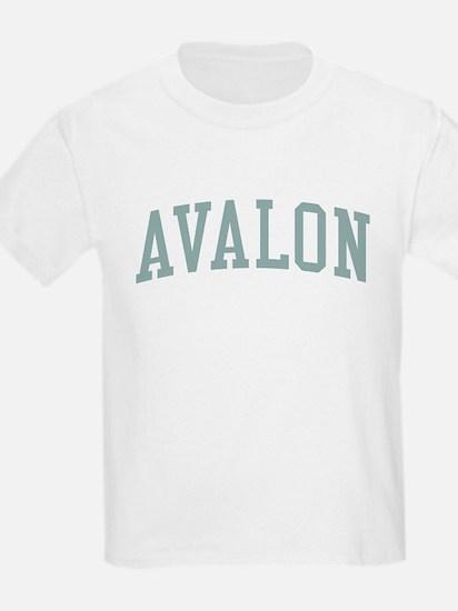 Avalon New Jersey NJ Green T-Shirt