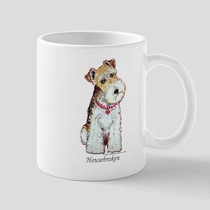 Fox Terrier Pup Mug