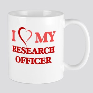 I love my Research Officer Mugs