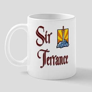 Sir Terrance Mug