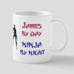 James - Ninja by Night Mug