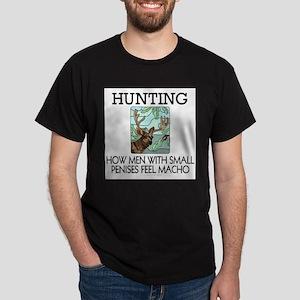 Hunting: How men... T-Shirt
