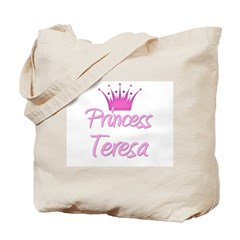 Princess Teresa Tote Bag