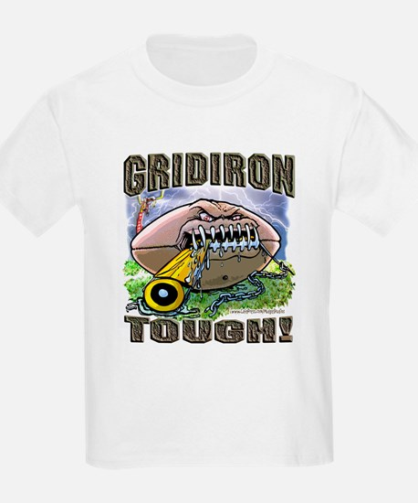 GRIDIRON Nasty Football Kids T-Shirt