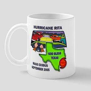 Texas Mass Exodus Mug