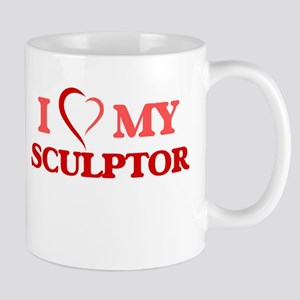 I love my Sculptor Mugs