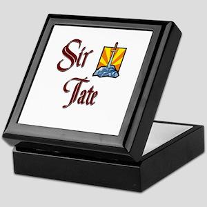 Sir Tate Keepsake Box