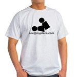 Sex @ My Place Light T-Shirt