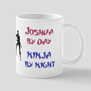 Joshua - Ninja by Night Mug