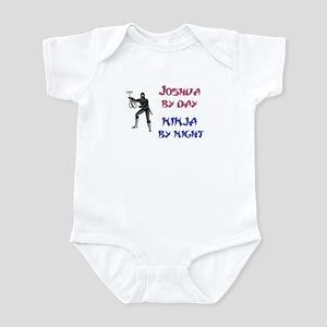 Joshua - Ninja by Night Infant Bodysuit
