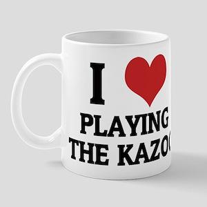 I Love Playing the Kazoo Mug