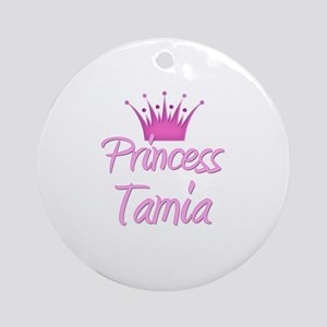 Princess Tamia Ornament (Round)