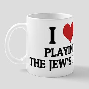I Love Playing the Jew's Harp Mug
