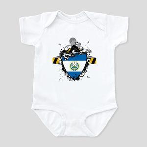 Hip El Salvador Infant Bodysuit