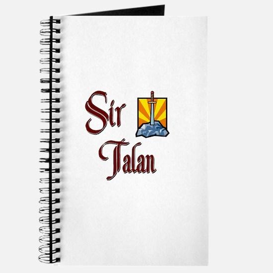 Sir Talan Journal