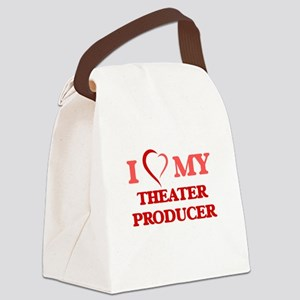 I love my Theater Producer Canvas Lunch Bag
