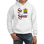 Sir Sylvester Hooded Sweatshirt