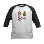 Sir Sylvester Kids Baseball Jersey